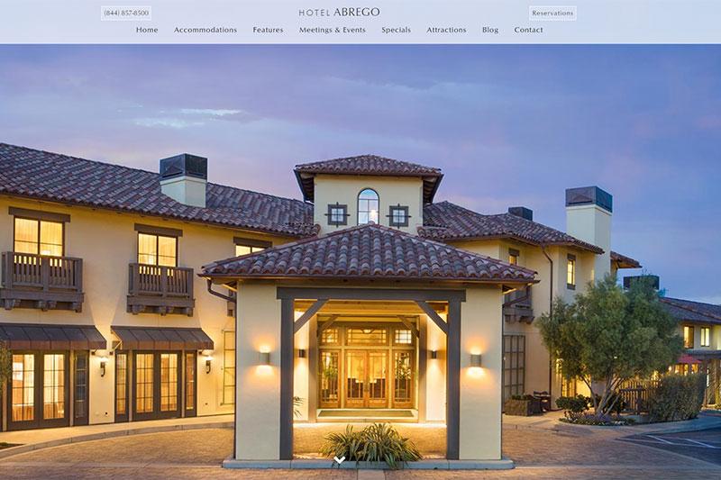 Hotel Abrego Monterey, California