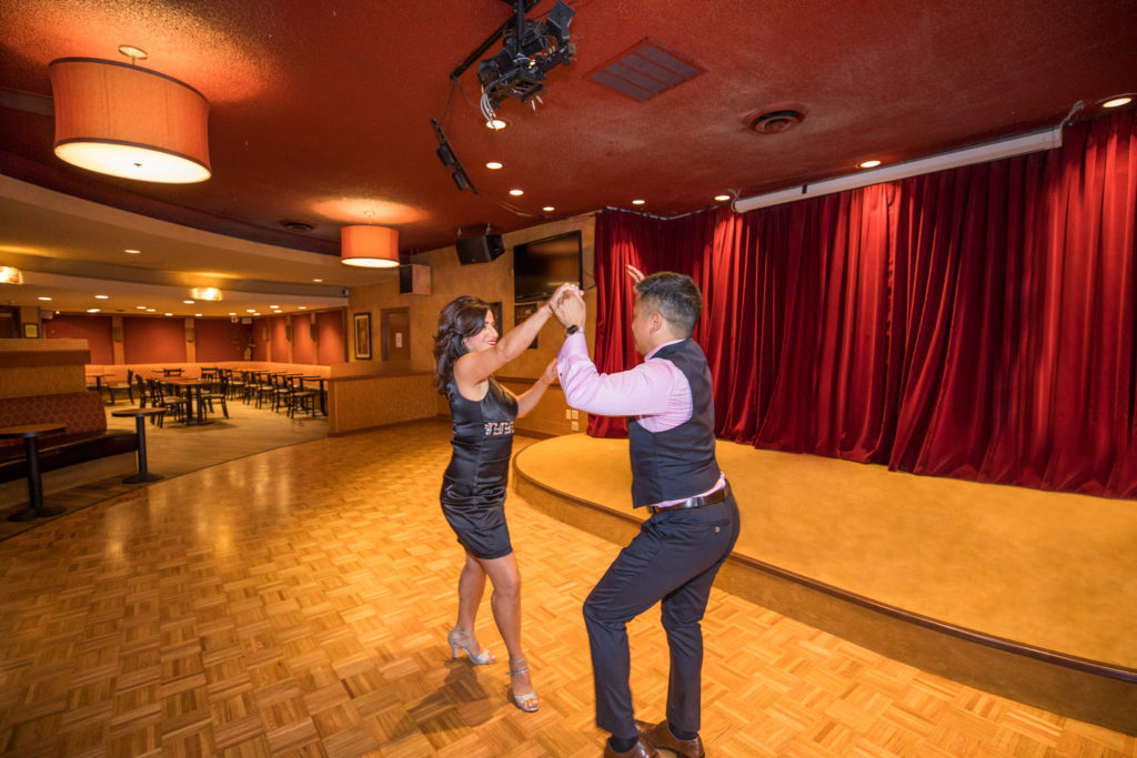 Flamingo Resort Lounge And Dance Floor