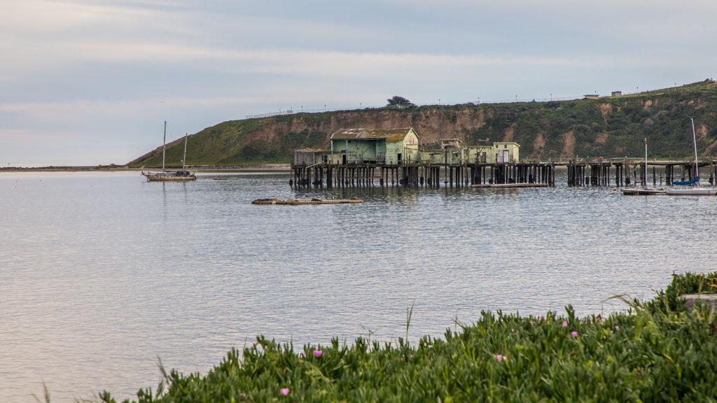Romeo Pier - Half Moon Bay, California