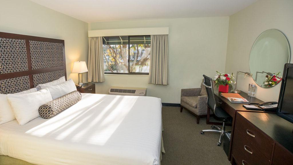 Maple Tree Inn King Deluxe Guestroom