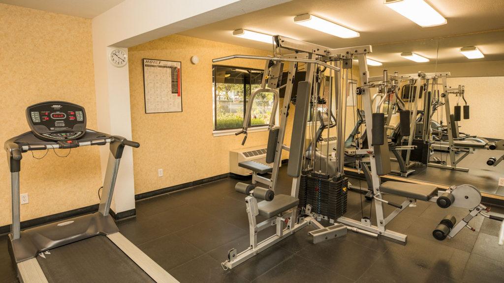 Maple Tree Inn Exercise Room