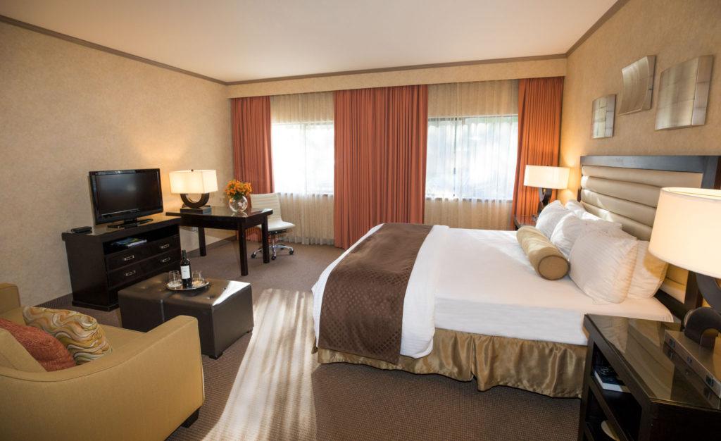 Room 504 Executive King Room